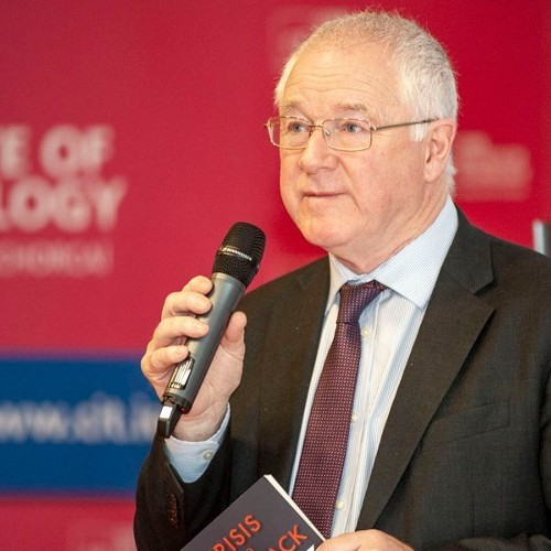 Dr Barry O'Connor, President CIT