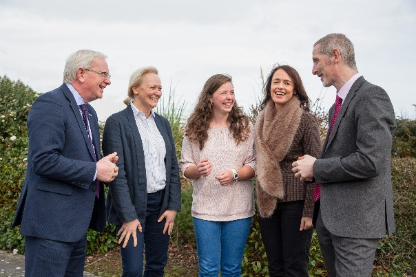 A €4 Million Programme to Encourage Young People, who are Not in Employment or Education, back into the Work Place is Launched at LIT