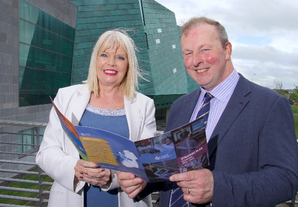 Minister for Higher Education Mary Mitchell O'Connor TD launches GMIT's Strategic Plan 2019 – 2023