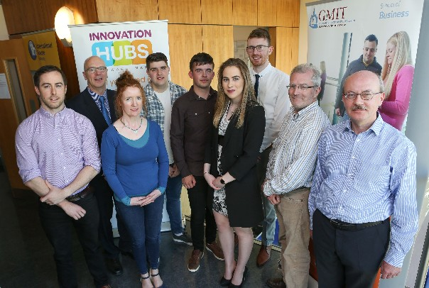 GMIT BUSINESS STUDENTS GET HANDS-ON EXPERIENCE FINDING BIS SOLUTIONS FOR iHUB CLIENT COMPANIES