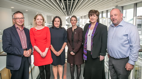 Gender Equality in the Irish Technological Higher Education Sector workshop