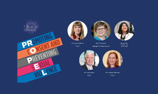THEA publishes PROPEL Report; Promoting Consent and Preventing Sexual Violence
