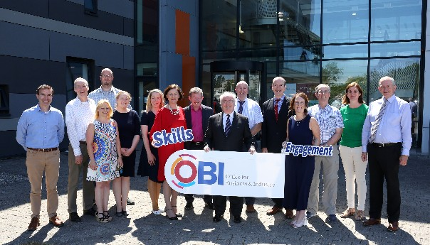 Institute of Technology Tallaght launches its new  Office for Business & Industry – OBI