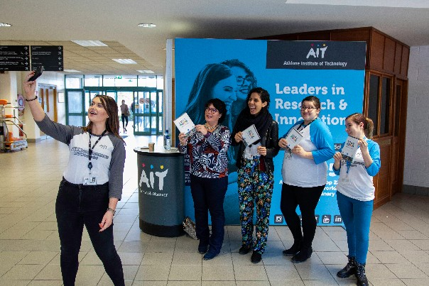 AIT Hosts Successful SURE Conference Promoting STEM Research in the IoT Sector